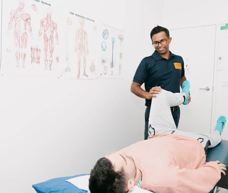 Camberwell Physiotherapist Alive Physio